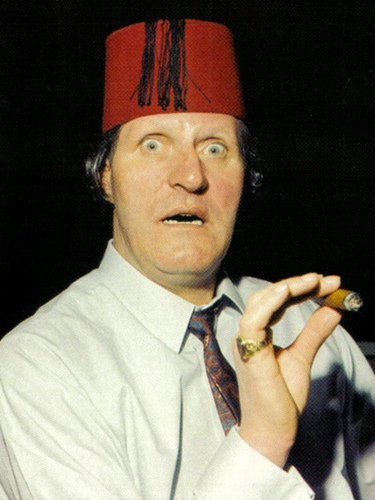 Tommy-Cooper